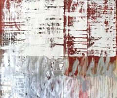 Patois Landscape I, Painting, Oil on Canvas