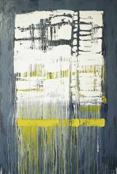 Zwielicht IV, Painting, Oil on Canvas