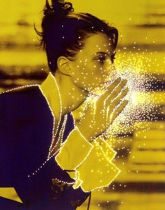 Mystic Pray, C-Print, Swiss Pop Art, Contemporary Art, 21st Century