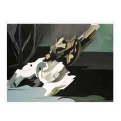 Danièle Perré, Rivage, Painting