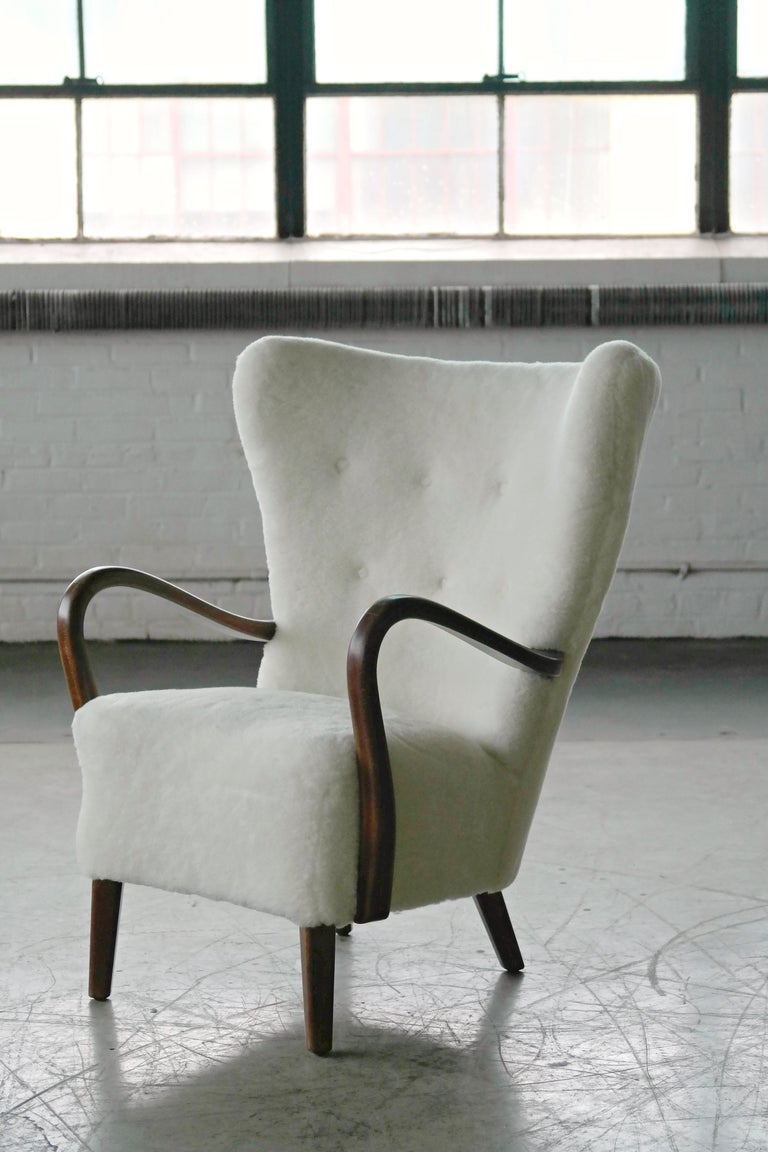 This chair is currently in transit from Denmark and will be available on or circa October 1st, 2020.