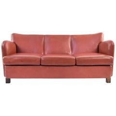 Danish 1940s Mogens Lassen Style Sofa