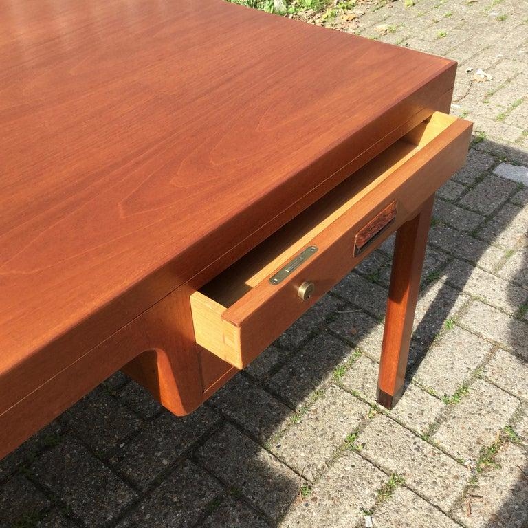 Beautiful Danish Desk by Aksel Bender Madsen & Ejner Larsen, Denmark 1960's  For Sale 3