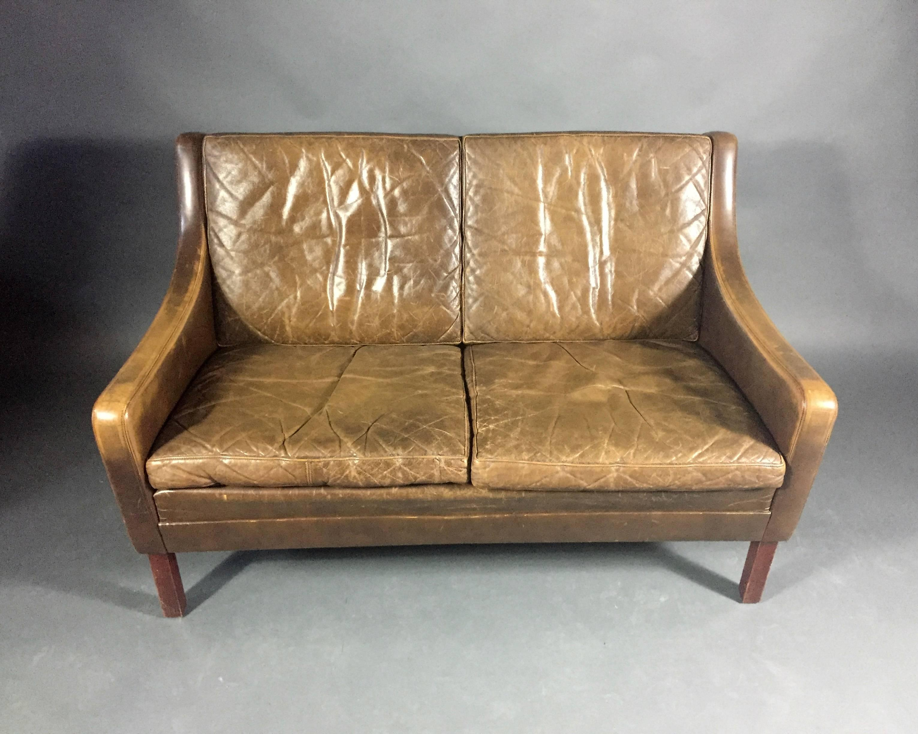 mogensen chairish borge for sofa chair fredericia cognac leather modern model product danish
