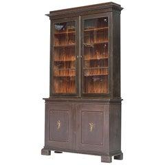 "Danish 19th Century ""Artist Cabinet"""