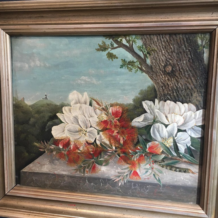 Danish 19th Century Still Life In Good Condition For Sale In Cold Spring, NY