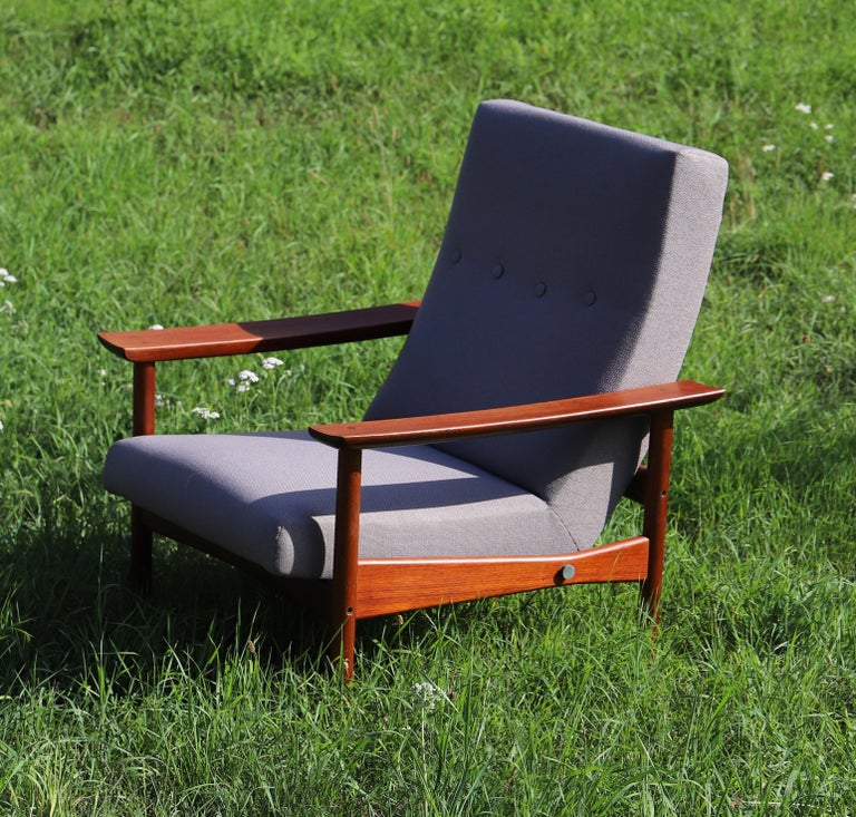Danish 3-Piece Living Room Set In Good Condition In Mondorf les Bains, LU