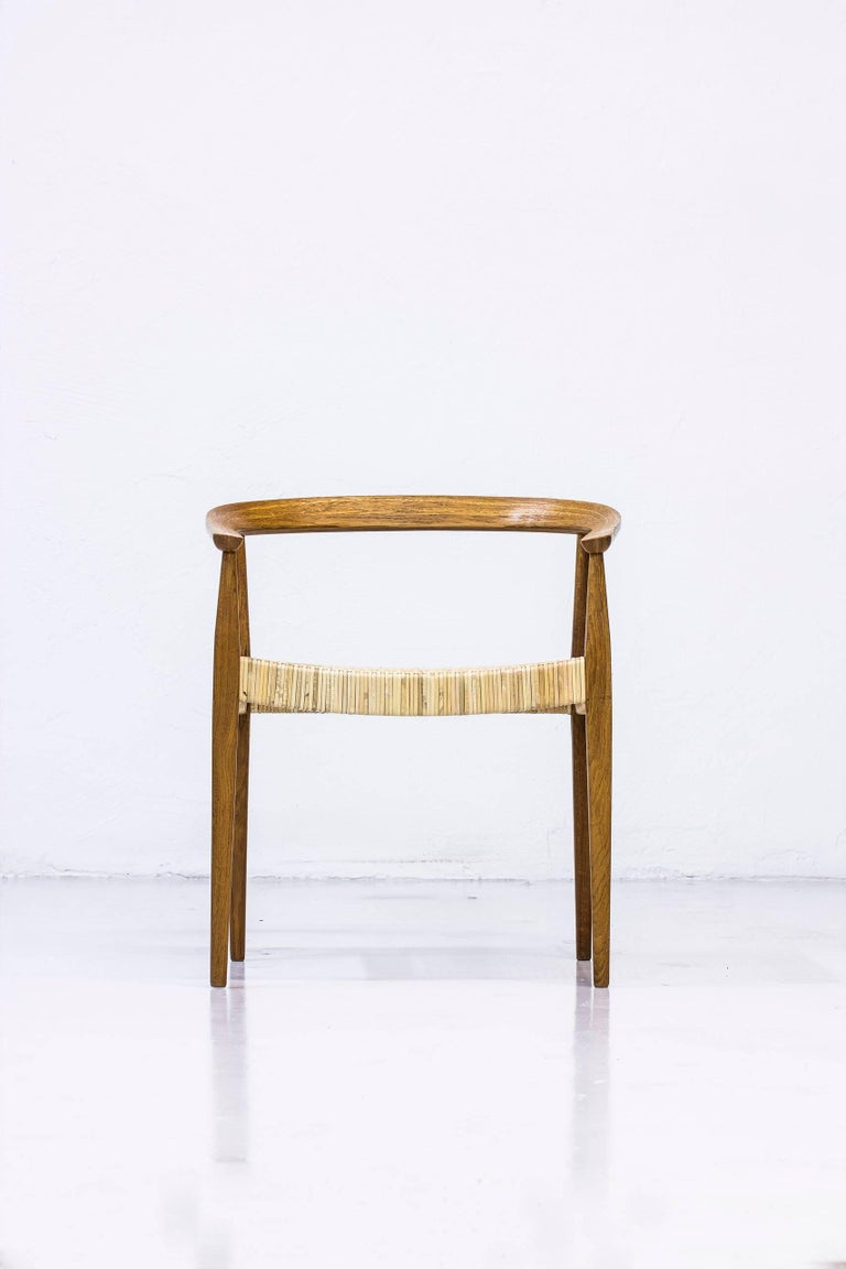 Danish Armchair No 113 by Nanna Ditzel, 1950s For Sale 1