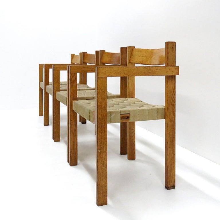 Hans Wegner Armchairs, 1960 For Sale 5