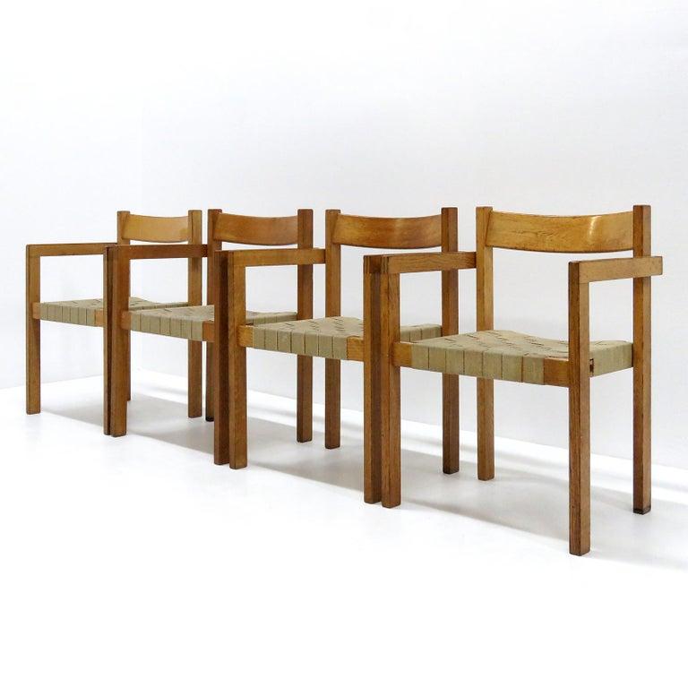 Hans Wegner Armchairs, 1960 For Sale 6