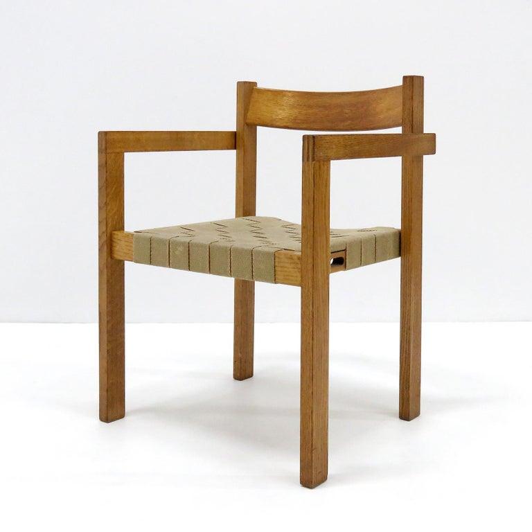 Danish Hans Wegner Armchairs, 1960 For Sale
