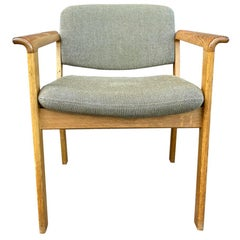 Danish Armchair by Erik Kirkegaard for Høng Stolefabrik, Denmark, 1985