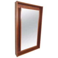 Danish Back Lit Mirror