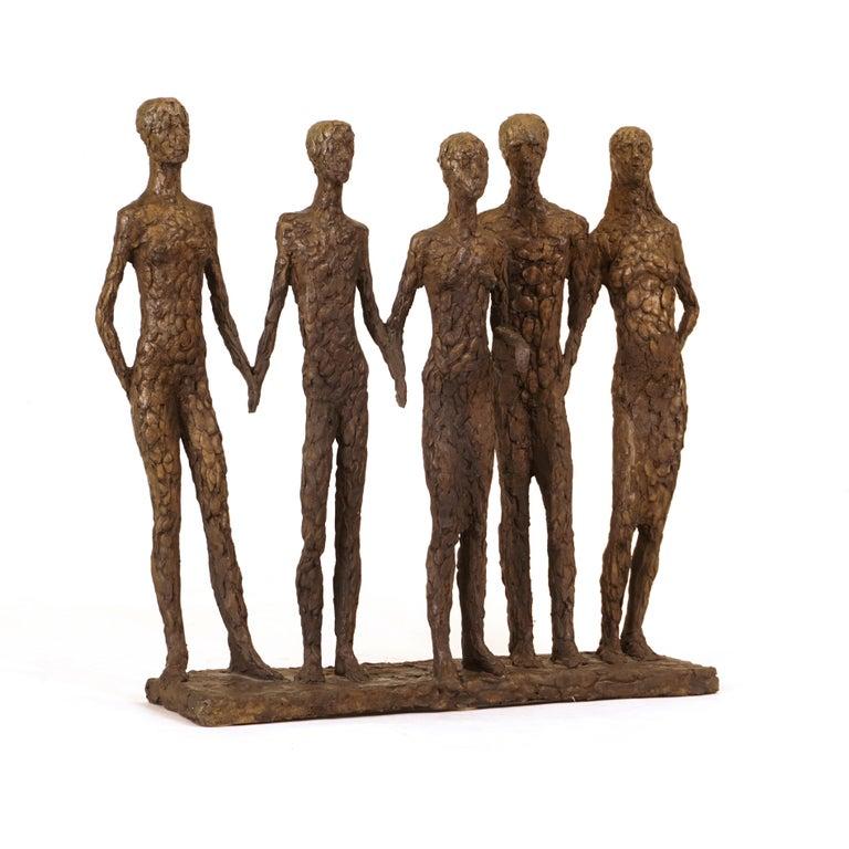 Danish bronze sculpture