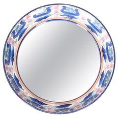 Danish Ceramic Mirror