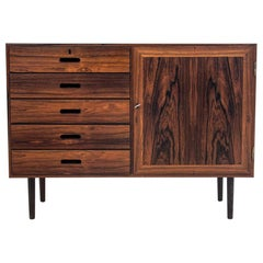 Danish Chest of Drawers, Rosewood, 1960s