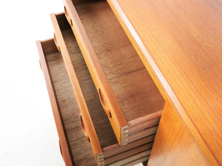 Mid-Century Modern Danish Clausen & Son Midcentury Teak Sideboard, 1960s For Sale