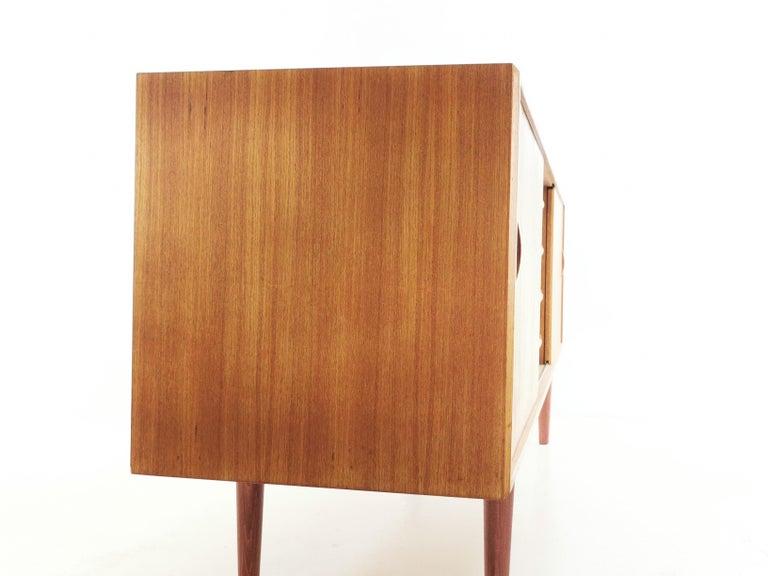 20th Century Danish Clausen & Son Midcentury Teak Sideboard, 1960s For Sale