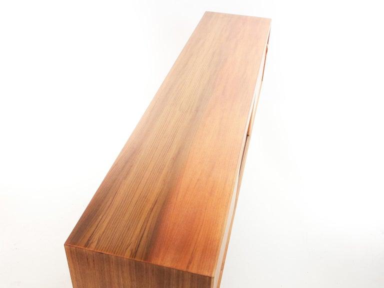 Danish Clausen & Son Midcentury Teak Sideboard, 1960s For Sale 1