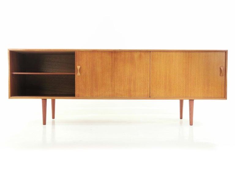 Danish Clausen & Son Midcentury Teak Sideboard, 1960s For Sale 2
