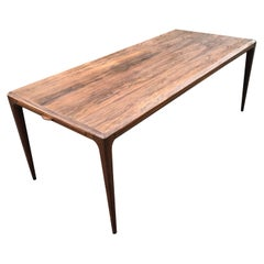 Danish Coffee Table by Johannes Andersen in Rosewood