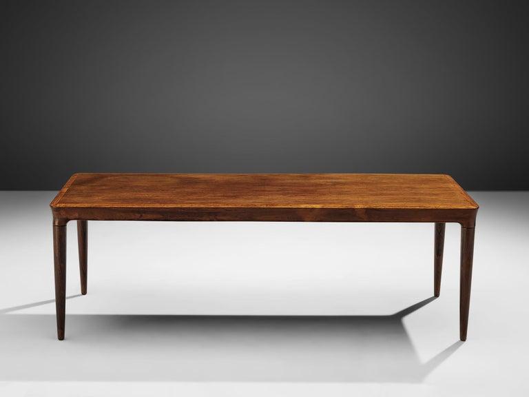 Scandinavian Modern Danish Coffee Table For Sale