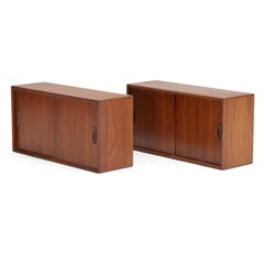 Danish Design, a Nice Pair of Wall Cabinets, 1960s