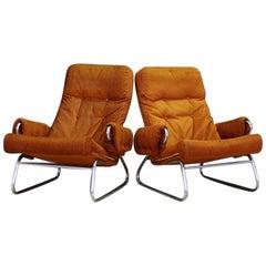 Danish Design Armchairs Classic Vintage Retro
