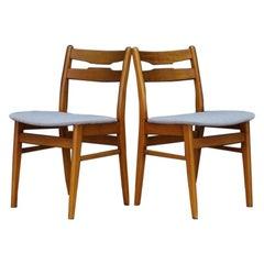 Danish Design Chairs Teak 1960-1970 Retro