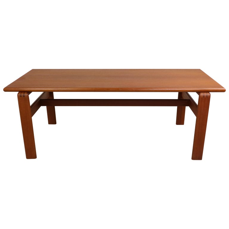 Danish Style Coffee Table: Danish Design Coffee Table, 1970s At 1stdibs