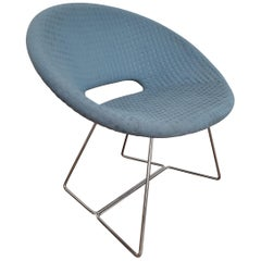 Danish Design, Cone Lounge Chair by Hee Welling