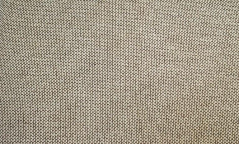 Fabric Danish Design Footrest Vintage Retro For Sale