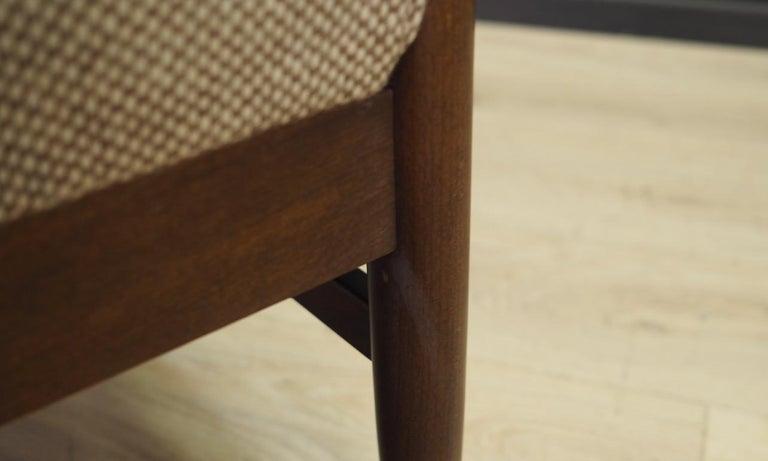Danish Design Footrest Vintage Retro For Sale 1