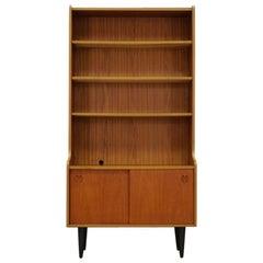Danish Design Midcentury Bookcase Teak
