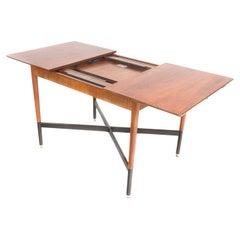 Danish Design Teak Extending Dining Table by Greaves & Thomas