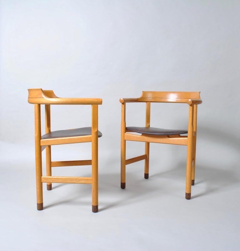 Danish Desk Chair, Hans J Wegner For Sale 11