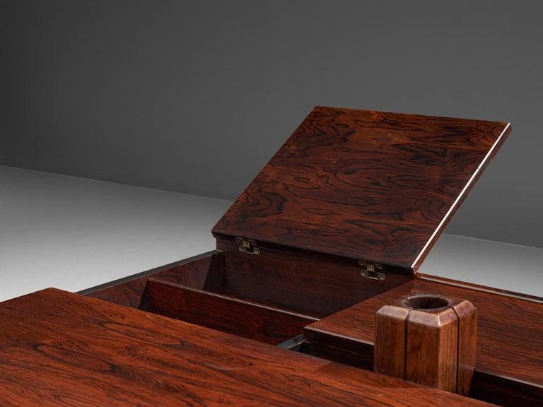 Danish Desk in Rosewood 1