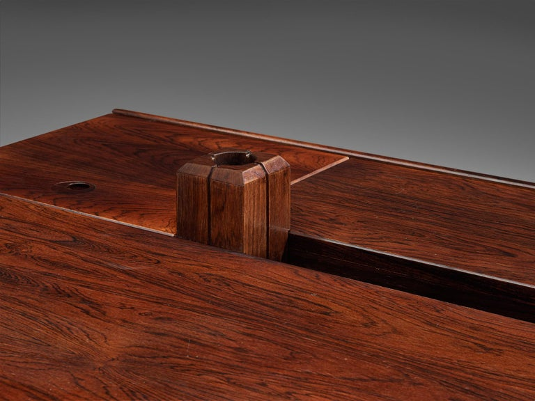 Danish Desk in Rosewood 2