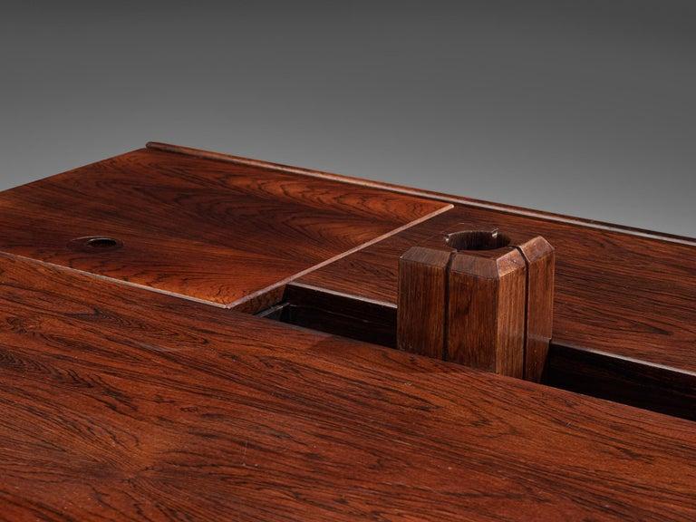 Danish Desk in Rosewood 3