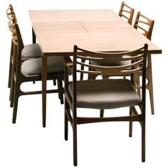 Danish Dining Room Set by Johannes Andersen