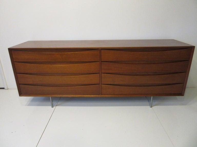 Danish Dresser by Arne Vodder for Sibast For Sale 5