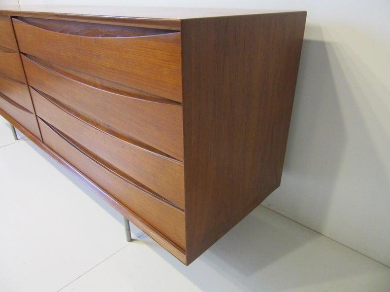 20th Century Danish Dresser by Arne Vodder for Sibast For Sale