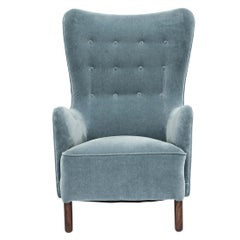 Danish Easy Chair, 1930-1940