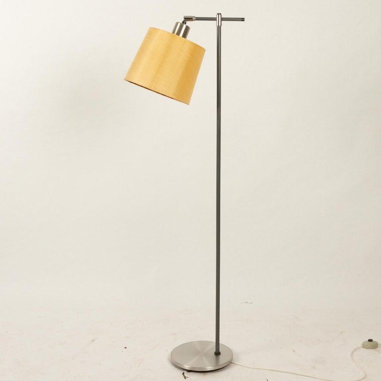 Scandinavian Modern Danish Floor Lamp by Jo Hammerborg for Fog & Mørup, 1960s For Sale