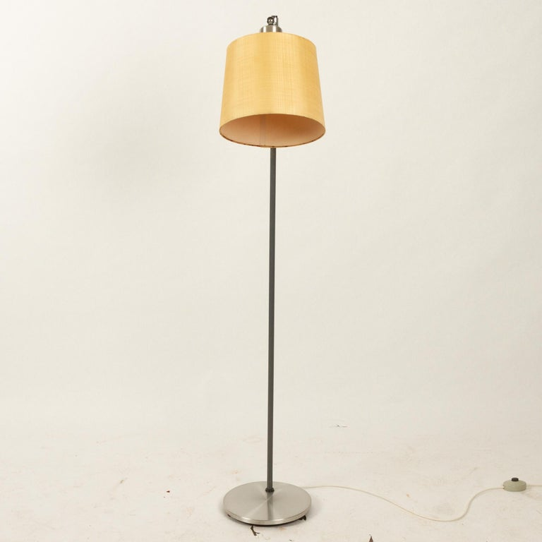 Danish Floor Lamp by Jo Hammerborg for Fog & Mørup, 1960s In Good Condition For Sale In Nibe, Nordjylland