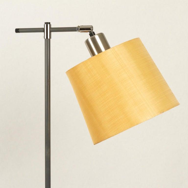 Mid-20th Century Danish Floor Lamp by Jo Hammerborg for Fog & Mørup, 1960s For Sale
