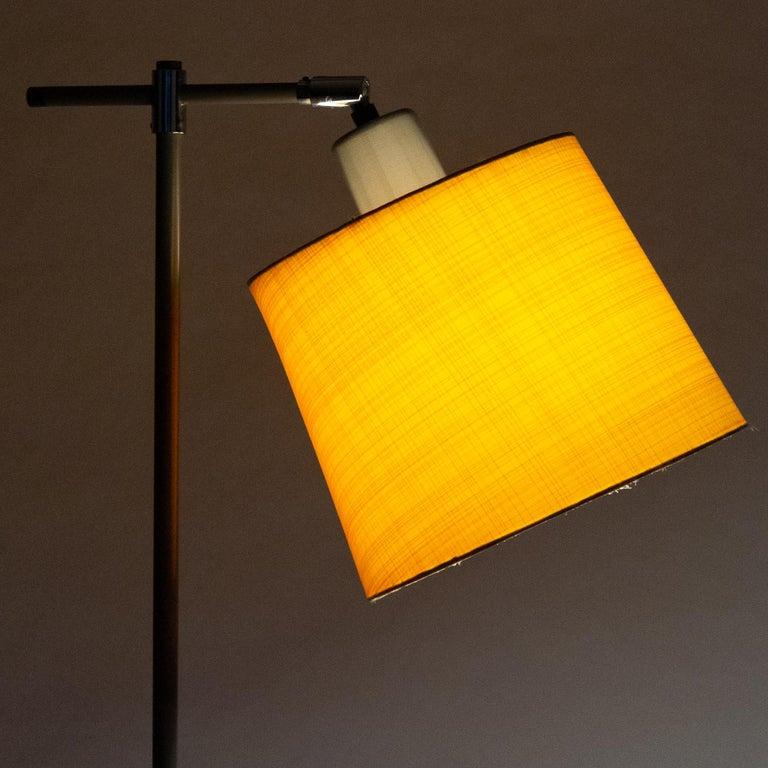 Danish Floor Lamp by Jo Hammerborg for Fog & Mørup, 1960s For Sale 1