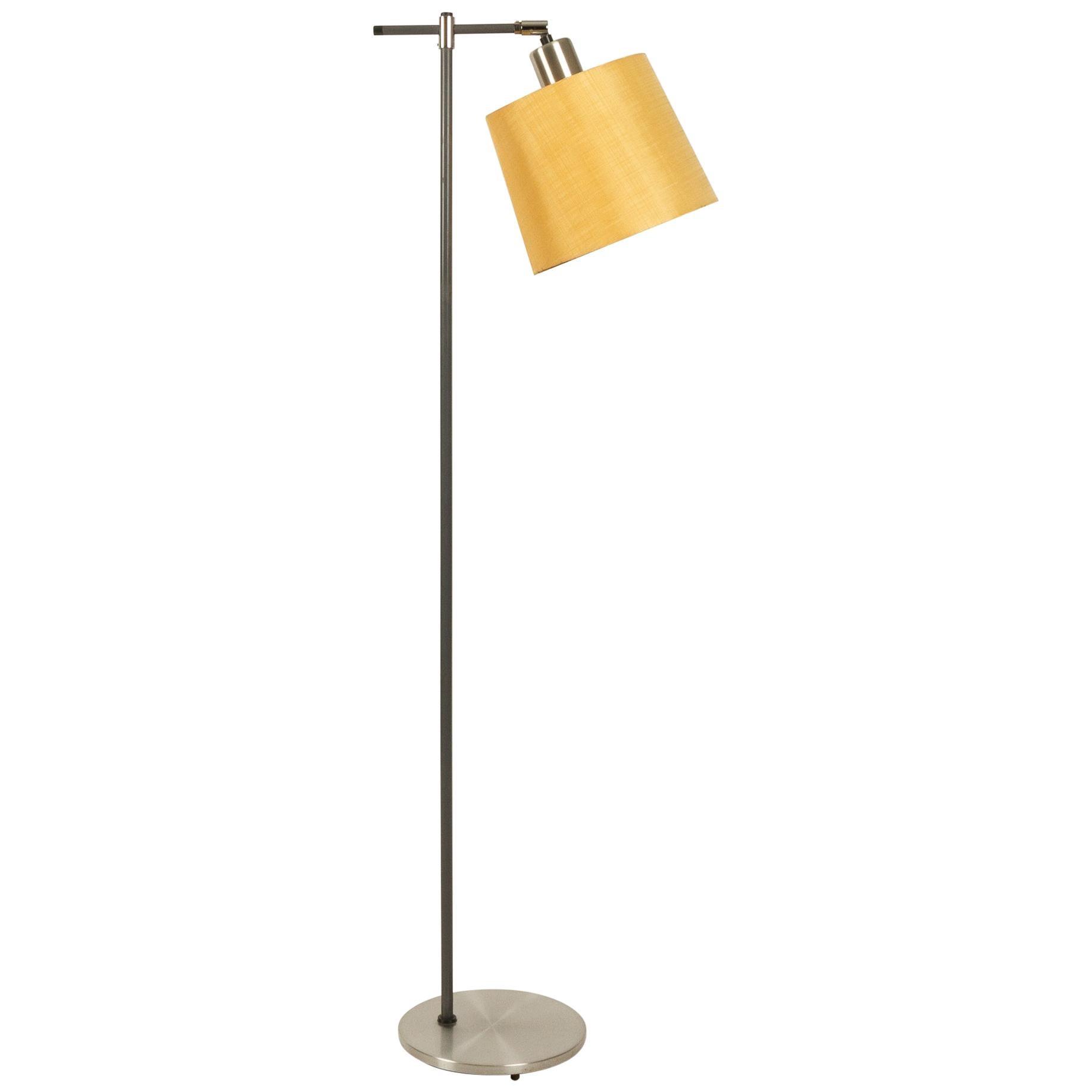 Danish Floor Lamp by Jo Hammerborg for Fog & Mørup, 1960s
