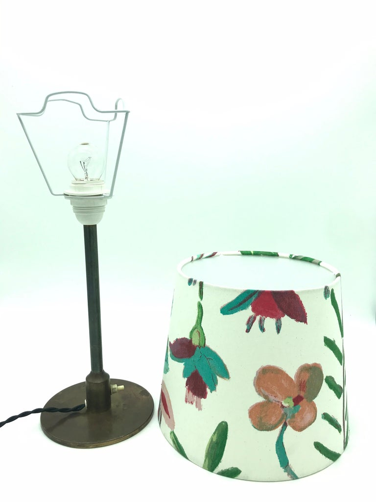 Danish Fog & Mørup Table Lamp from the 1950s For Sale 5