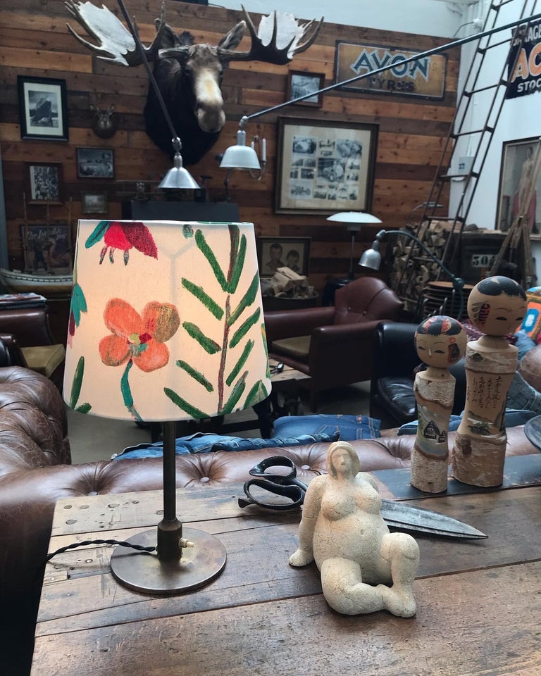 Danish Fog & Mørup Table Lamp from the 1950s In Good Condition For Sale In Søborg, DK